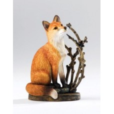 Fox and Pussy Willow