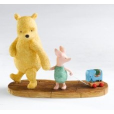 Pooh and Piglet Pulling Toy